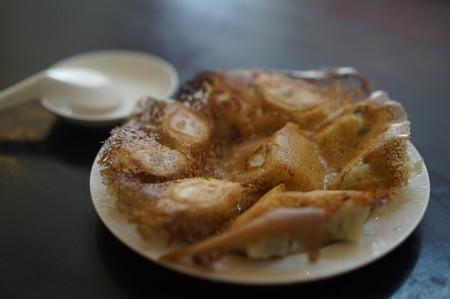 【バンコク2015】プロンポンにある中華料理店、大連でギョービー
